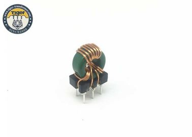 China Insulation Resistance Toroidal Core Inductor 0.5mm Wire Diameter IEC VDE Standards distributor