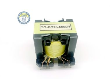 China 20kHz - 500kHz High Frequency Transformer Toroidal Coil Structure Stable Performance distributor